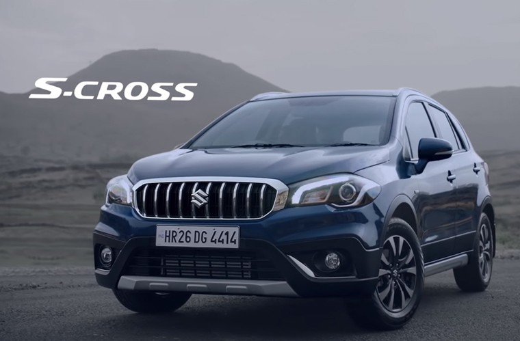 4 Ways The S-Cross Inspires You To Have New Experiences - Preview Image